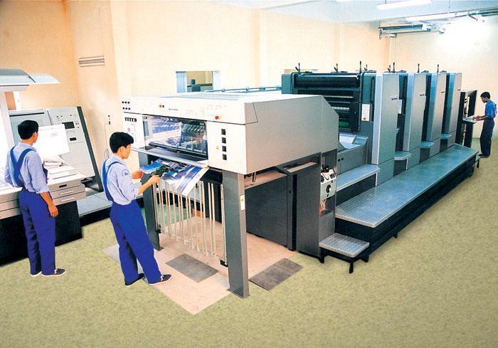 máy in offset công nghệ cao
