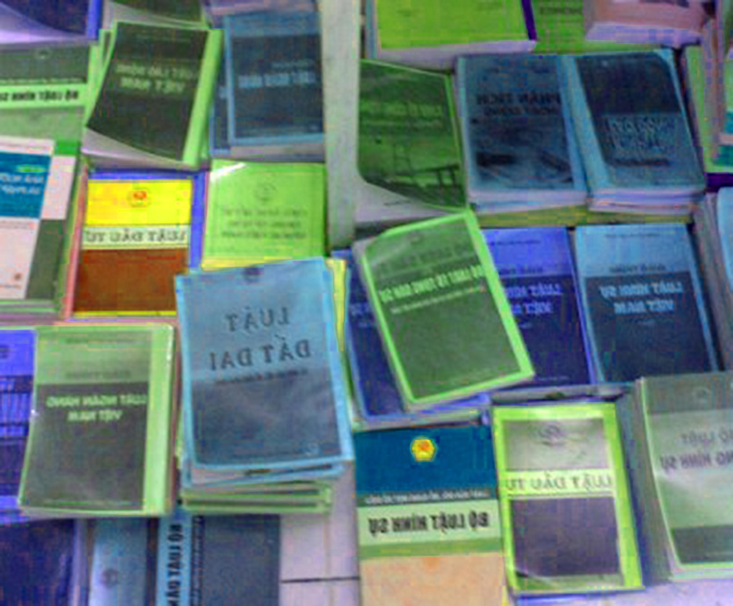 photocopy sách sinh vien giá rẻ hà nội