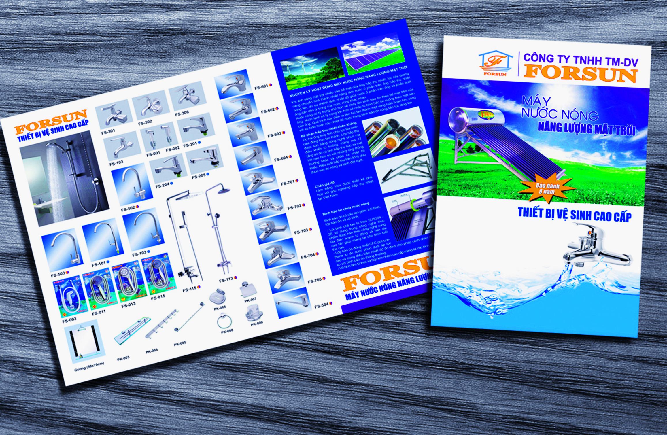 Dịch vụ in Catalogue giá rẻ nhất tại Hà Nội
